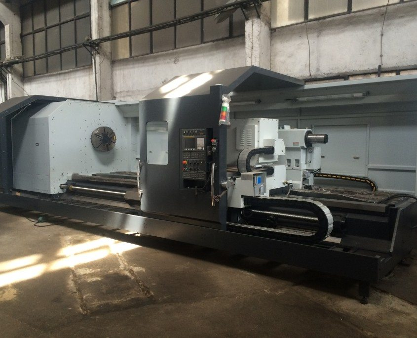 Lathe GS 8000 GOODWAY